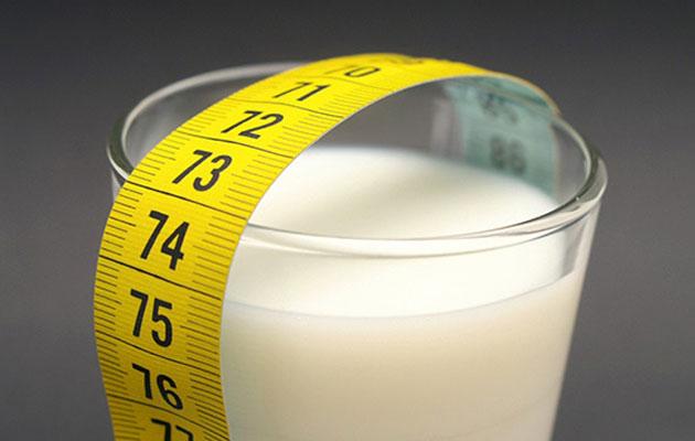 رژیم-لاغری-شیر