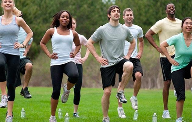 تمرینات-ورزش