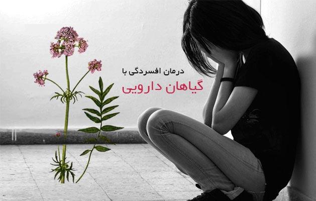 افسردگی-گیاهان-دارویی