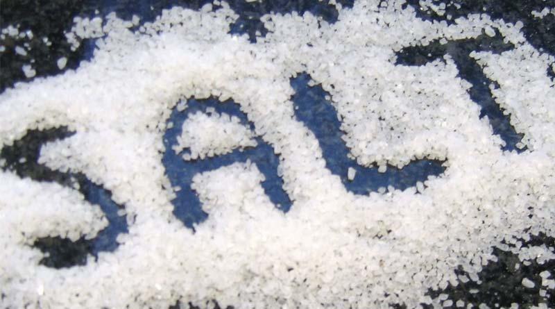 نمک-سدیم