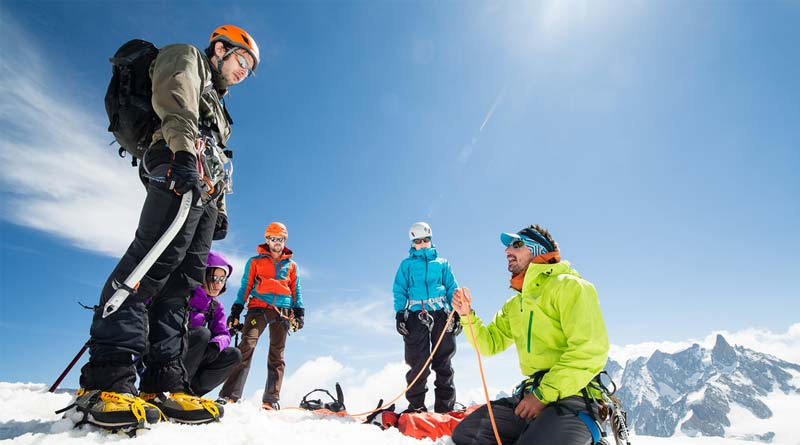 کوهنوردی-کالری