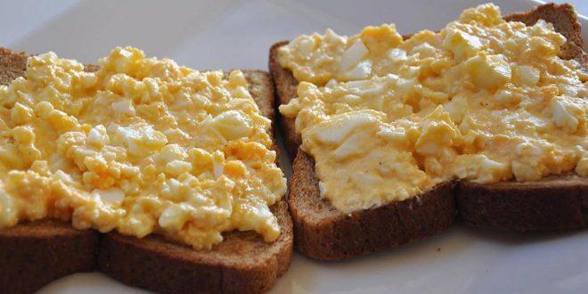 تخم-مرغ-له-شده-(دستور-غذایی)