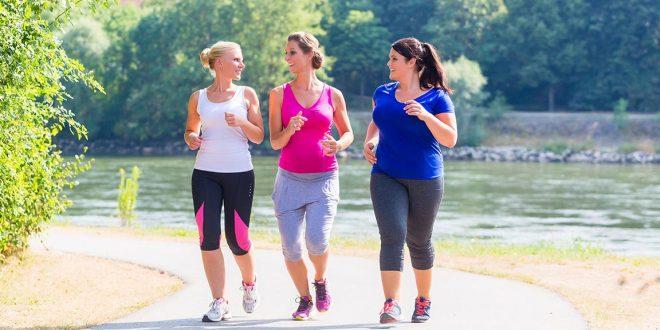 برنامه تمرینی پیاده روی برای کاهش وزن