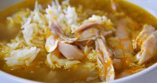 سوپ مرغ (دستور غذایی)