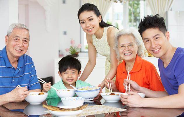 زندگی چینی