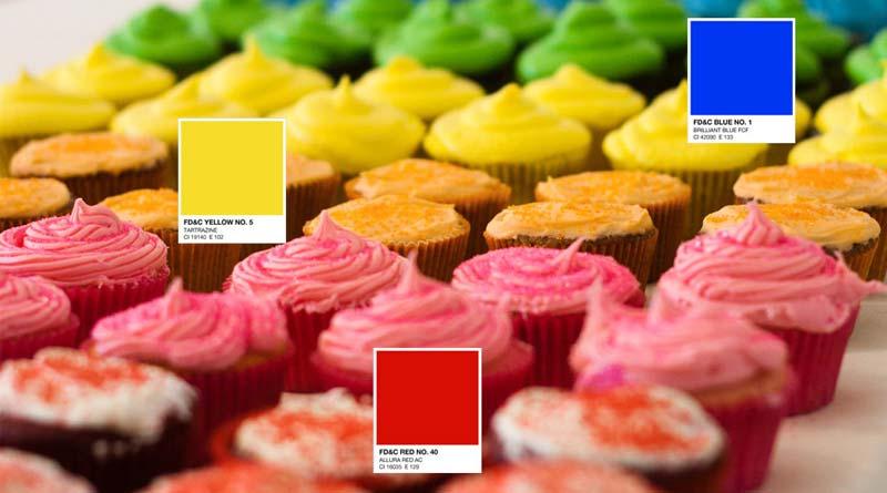 رنگ-غذا