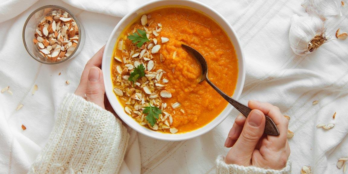 تهیه-سوپ-خانگی-سالم-در-۵-مرحله