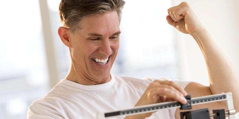 کاهش-وزن-برای-مردان-بالای-۴۰-سال