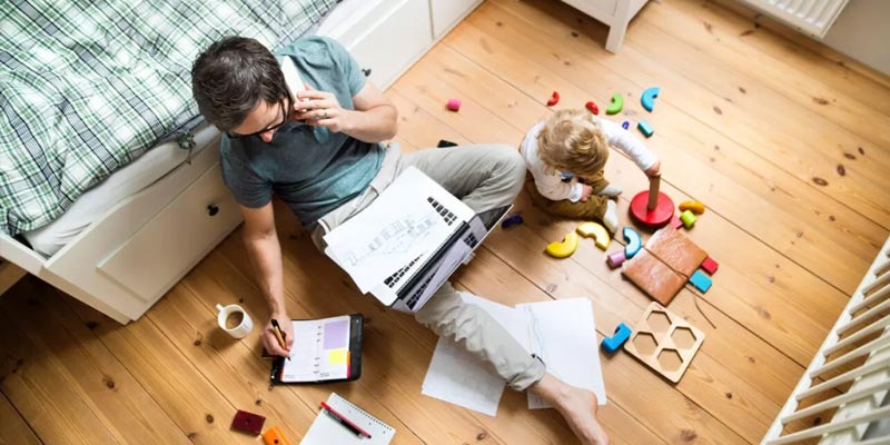 ۶-راه-حل-ساده-برای-بهبود-ارگونومی-فضای-کاری-شما-در-خانه