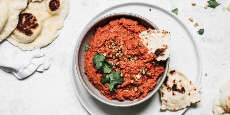 دیپ-فلفل-قرمز-–-گردو-خاورمیانه-(دستور-غذایی)