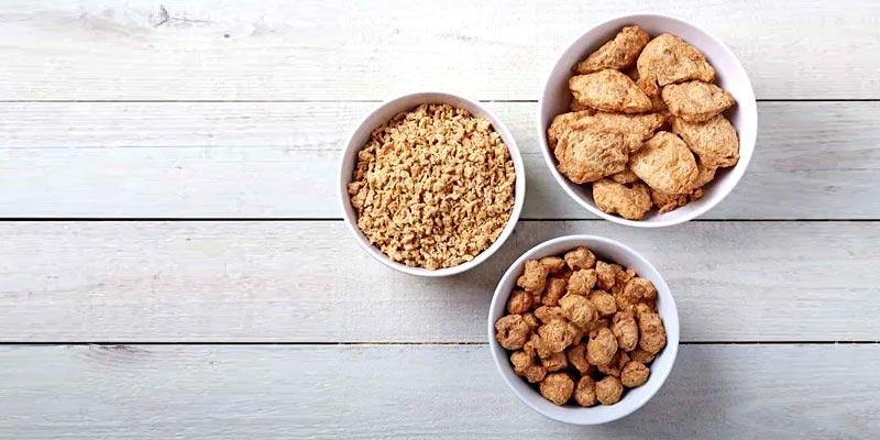 پروتئین-گیاهی-بافتدار-چیست-و-چگونه-مصرف-میشود