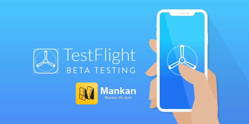 TestFlight ios mankan